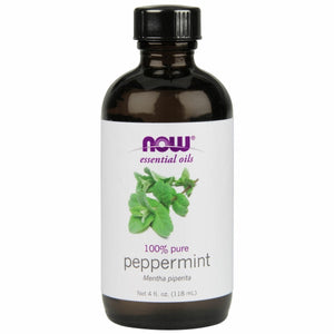 Peppermint Oil 4 OZ by Now Foods