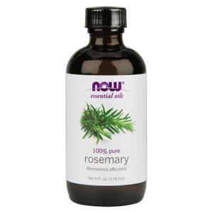 100% Pure Rosemary Oil 4 OZ by Now Foods