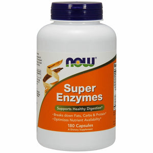 Super Enzymes - 180 Caps