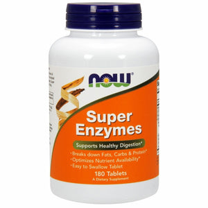 Super Enzymes - 180 Tabs