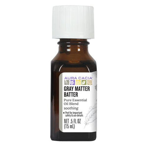 Essential Solutions Oil - Gray Matter Batter 0.5 Oz