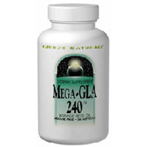 Mega-GLA 240 - 60 Softgels
