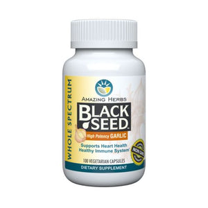 Black Seed & Garlic - 100 Cap