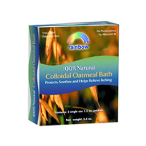 Colloidal Oatmeal Bath 3/1.5 Oz by Rainbow Research