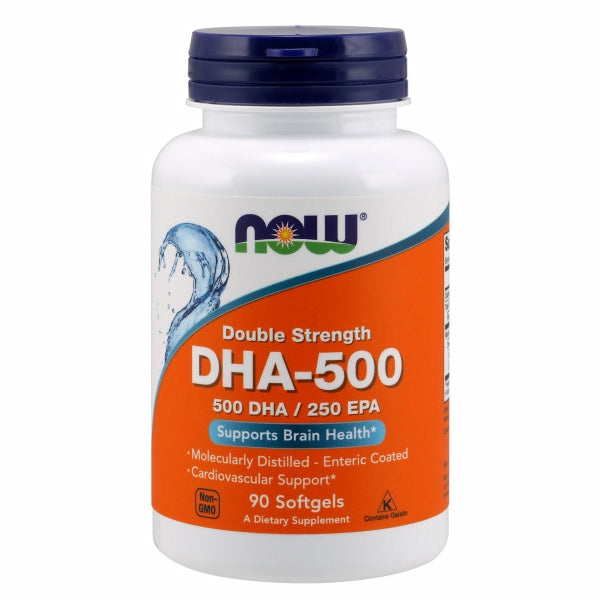 DHA-500 Double Strength