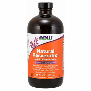 Natural Resveratrol 16 oz by Now Foods