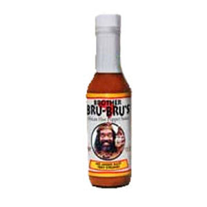 Brother Bru Bru's African Hot Sauce - 5 oz