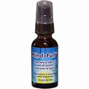 Mind-Full Spray 1 oz by Flower Essence Services