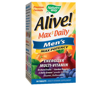 Alive Multi-Vitamin - Men's 90 Tabs