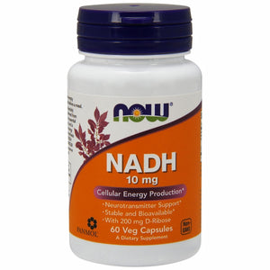 NADH with Ribose - 60 Vcaps