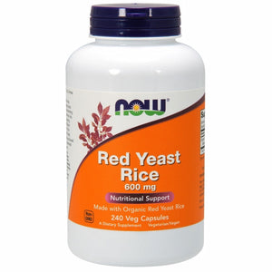 Red Yeast Rice Extract - 240 Vcaps