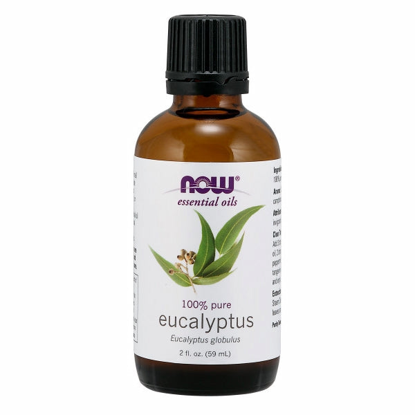 Eucalyptus Oil 2 oz by Now Foods