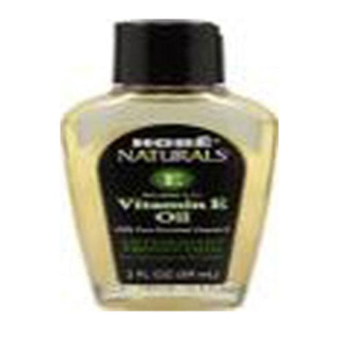 Vitamin E Oil 2 oz by Hobe Labs 100% Pure Enriched Vitamin E Antioxidant Protection Cruelty FreeFor Fine Lines & Wrinkles