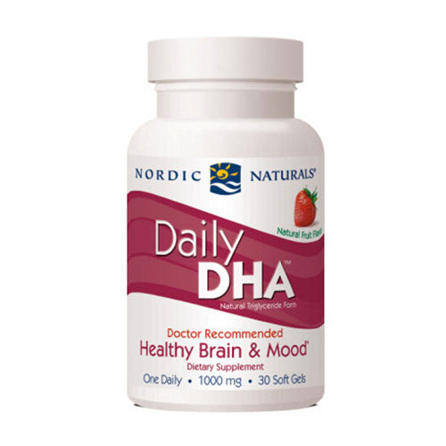 Daily DHA 30 softgels by Nordic Naturals