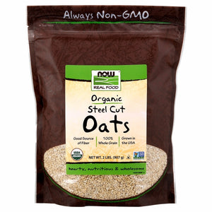 Steel Cut Oats - 2 lb