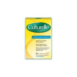 Culturelle Probiotic - Natural Health & Wellness - 30 caps