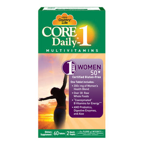 Core Daily 1 - for Women 50+ 60 ct