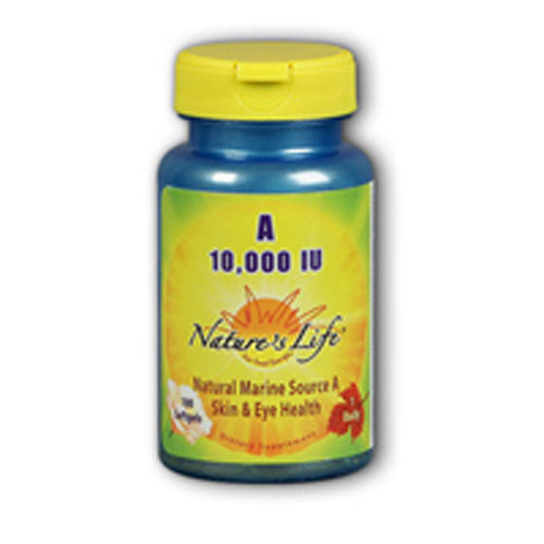 Vitamin A 250 softgels by Nature's Life Vitamin A is a fat soluble vitamin found in fish liver oil required for healthy cell membranes and the normal functioning of all body cells.