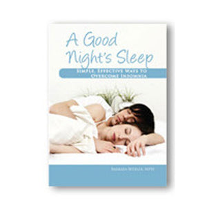 Insomnia A Good Night's Sleep - 160 pgs