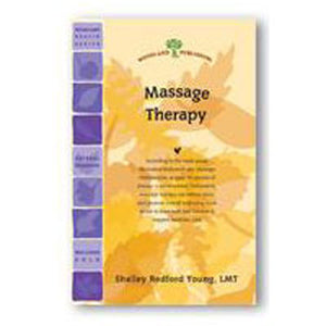 Massage Therapy - 48 pgs