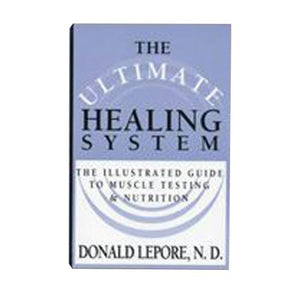 Ultimate Healing System - 402 pgs