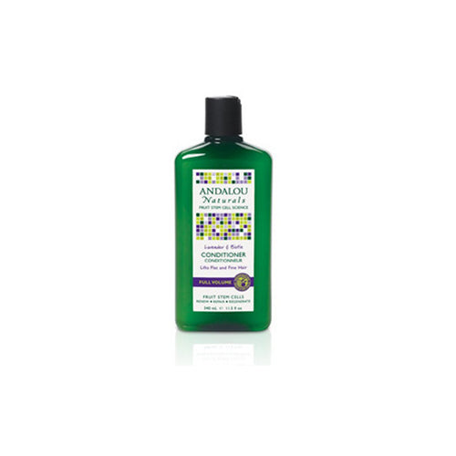 Full Volume Conditioner Lavender and Biotin 11.5 oz by Andalou Naturals