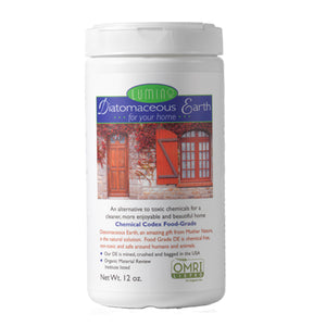 Diatomaceous Earth For Home - 12 oz