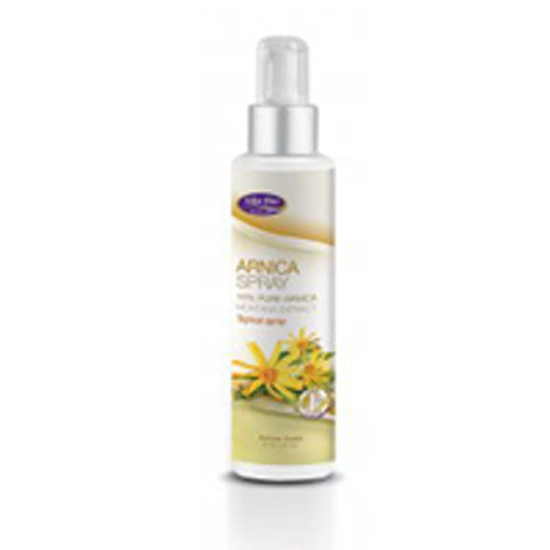 Arnica Spray 8 oz by Life-Flo Life-flos Arnica Spray captures the natural soothing of arnica for active people of all ages. The topical spray is convenient and easy to apply and is perfect after a strenuous workout or difficult day. Non-greasy and formulated with 10% Arnica Montana Extract for maximum results. Has been used for centuries to soothe, moisturize and maintain joints and muscles. Formulated with 10% extract of Arnica Montana flowers. Easy to apply, fast acting and non-staining. Perfect for a difficult day or strenuous workout.