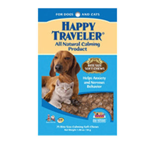 Happy Traveler Soft Chews - 75 soft chews