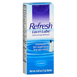 Refresh Lacri Lube Lubricant Eye Ointment 7 g