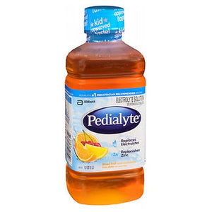 Pedialyte Oral Electrolyte Maintenance Solution - Fruit 33.8 oz