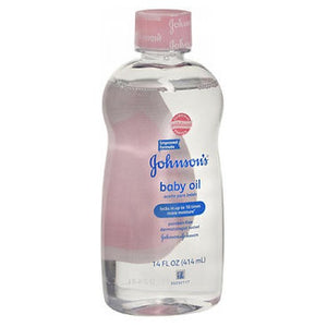 Johnsons Baby Oil - 14 oz