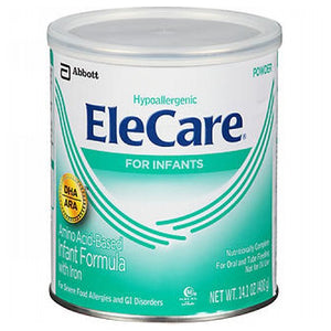Elecare Hypoallergenic Powder For Infants With Dha And Ara - 14.1 oz