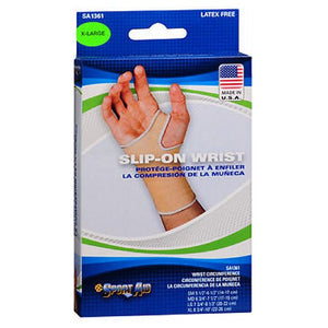 Sport Aid Slip-On Wrist Support Extra Large each by Scott Specialties