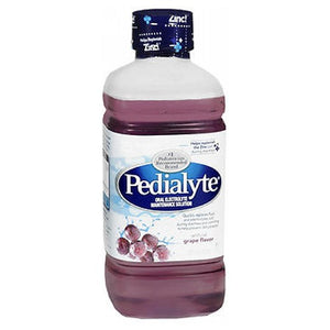 Pedialyte Liquid Grape - 33.8 oz