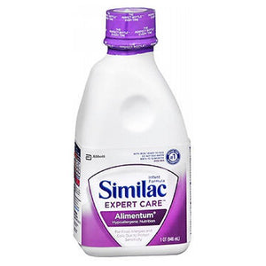 Similac Expert Care Alimentum Infant Formula Ready To Feed - 32 oz