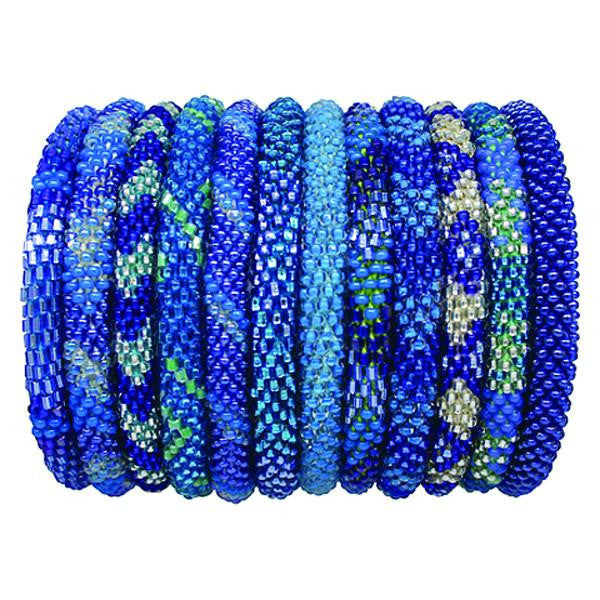 Roll-On Stretch Bracelet - Elephant Highway  - 2