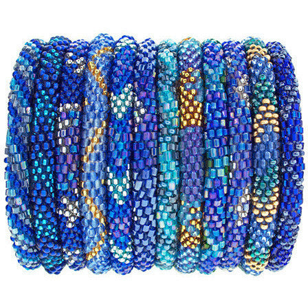 Roll-On Stretch Bracelet - Elephant Highway  - 5