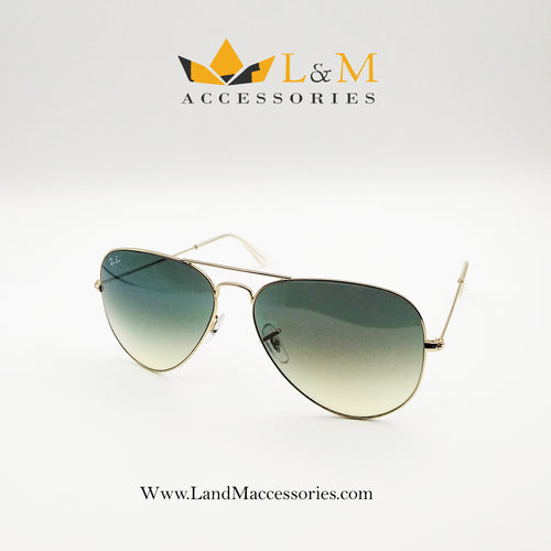 R.Ban-Aviator RB3025 T62