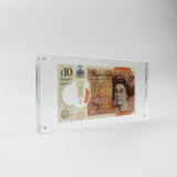 Photo Bank Note / Money Holder / Acrylic Currency Display Frame