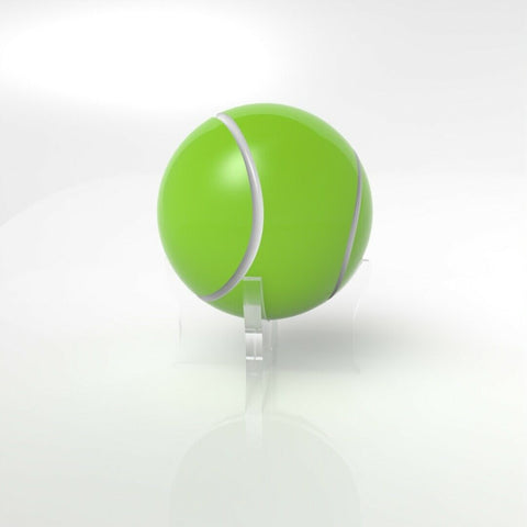 Premium Tennis Ball Display Stand