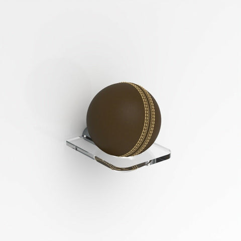 Wall Mounted Cricket Ball Display Stand
