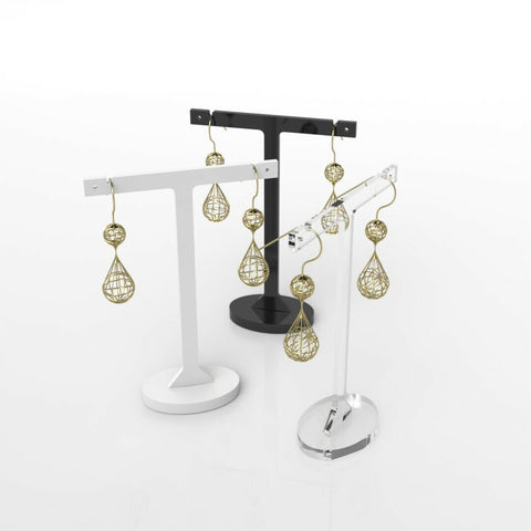Tall Jewellery Display Stand