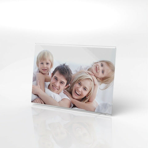 Acrylic Photo Frame / Clear Picture Frame