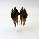 Acrylic Ice Cream Cone Holder - Flat Pack