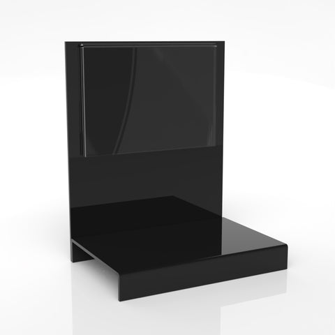 Product Glorifier Unit / Counter Top Product Glorifier Display Stand / Perspex Retail
