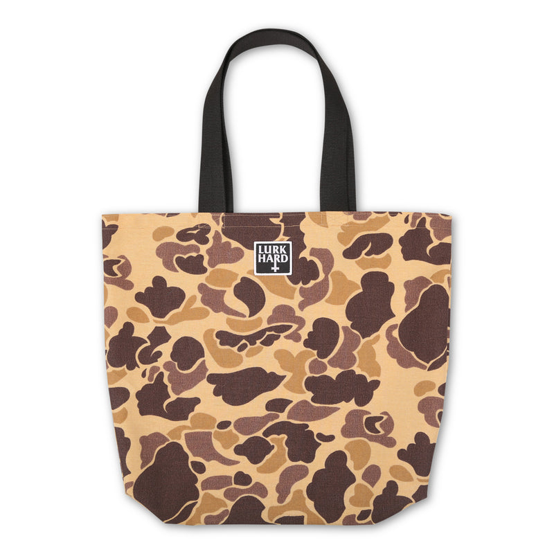Duck Camo Tote Bag