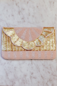 Blushing Beauty Clutch