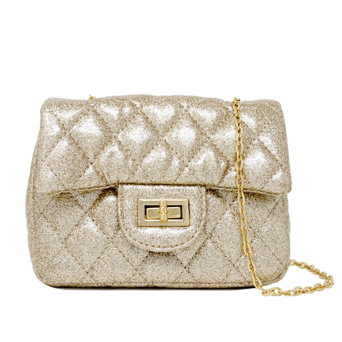 Mini Coco Purse - Sparkle