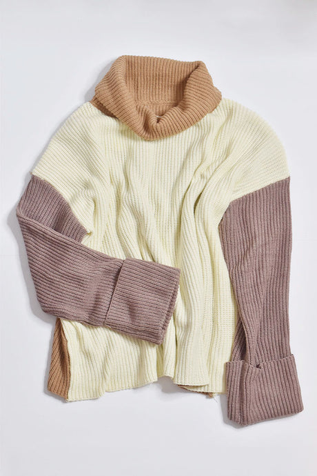 Make it a Mocha Sweater